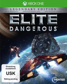Verpackung von Elite Dangerous Legendary Edition [Xbox One]