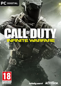 Packaging of Call of Duty: Infinite Warfare [PC]