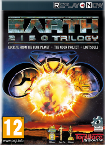 Packaging of Earth 2150 Trilogy [PC]