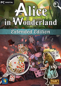 Packaging of Alice in Wonderland - Extended Edition [PC]