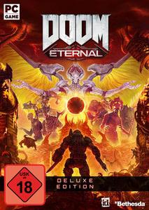 Verpackung von DOOM Eternal Deluxe Edition [PC]