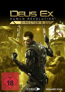 Verpackung von Deus Ex Human Revolution Director's Cut [PC]