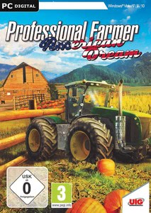 Packaging of Professional Farmer: American Dream [PC]