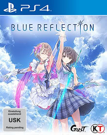 Verpackung von Blue Reflection [PS4]