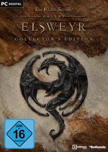 Verpackung von The Elder Scrolls Online: Elsweyr Digital Collector's Edition [PC]
