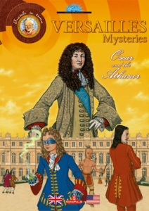 Packaging of Versailles Mysteries - Oscar and the Athanor [PC]