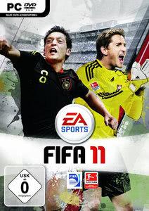 Verpackung von FIFA 11 [PC]
