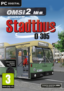 Packaging of OMSI 2 Stadtbus O305 [PC]