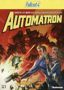 Verpackung von Fallout 4 Automatron [PC]