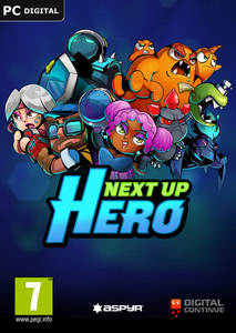 Packaging of Next Up Hero [PC]