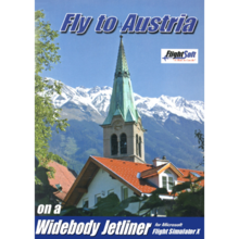 Packaging of Fly to Austria FSX Add-on [PC]