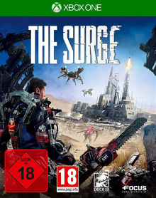 Verpackung von The Surge [Xbox One]
