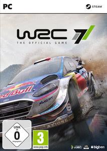Verpackung von WRC 7 [PC]