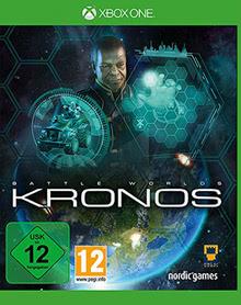 Verpackung von Battle Worlds: Kronos [Xbox One]