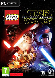 Packaging of LEGO Star Wars: The Force Awakens [PC]