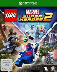 Verpackung von LEGO Marvel Super Heroes 2 [Xbox One]