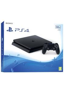Verpackung von Sony PlayStation 4 slim 500GB [PS4]