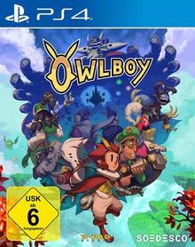 Verpackung von Owlboy [PS4]