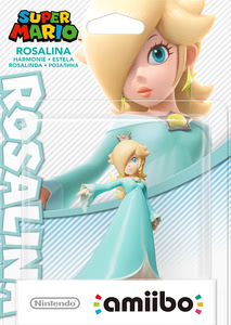 Verpackung von amiibo SuperMario Rosalina [3DS / Wii U]