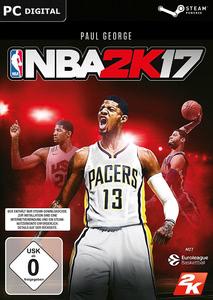 Verpackung von NBA 2K17 [PC]