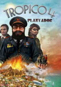 Verpackung von TROPICO 4 – Plantador Production DLC [PC]