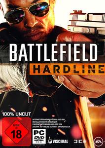 Verpackung von Battlefield Hardline [PC]