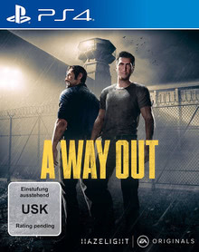 Verpackung von A Way Out [PS4]