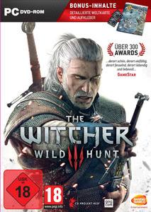 Verpackung von The Witcher 3: Wild Hunt (2. Auflage) [PC]