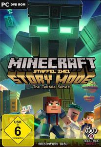 Verpackung von Minecraft Story Mode: Season 2 Season Pass Disc [PC]