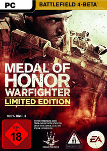 Verpackung von Medal of Honor: Warfighter Limited Edition [PC]
