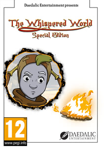 Packaging of The Whispered World Special Edition [Mac]