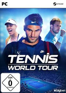 Verpackung von Tennis World Tour [PC]