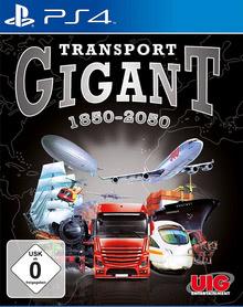 Verpackung von Transport Gigant [PS4]
