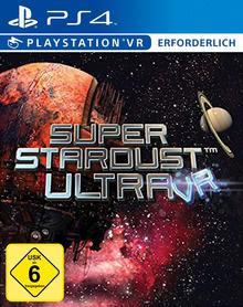 Verpackung von Super Stardust Ultra VR - Playstation VR erforderlich [PS4]