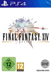 Verpackung von FINAL FANTASY XIV Starter Edition [PS4]
