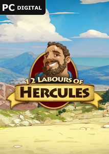 Packaging of 12 Labours of Hercules [PC]