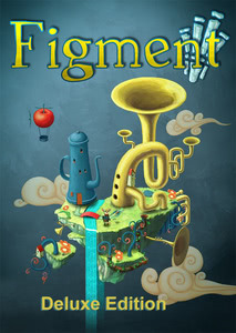 Packaging of Figment Deluxe Edition [PC]