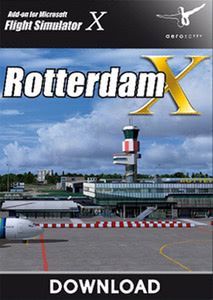 Packaging of FSX Rotterdam X [PC]