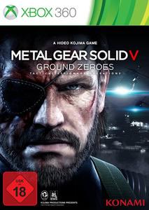 Verpackung von Metal Gear Solid V: Ground Zeroes [Xbox 360]