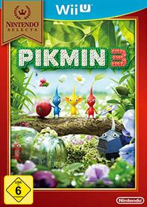 Verpackung von Pikmin 3 Selects [Wii U]