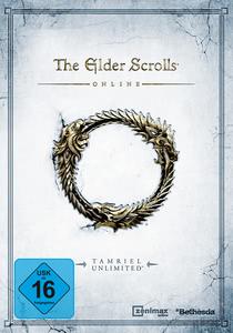 Verpackung von The Elder Scrolls Online: Tamriel Unlimited [Mac]