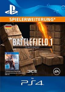 Verpackung von Battlefield 1 10 Battlepacks [PS4]