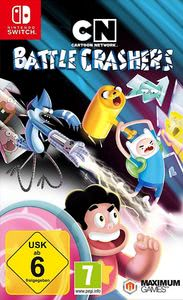 Verpackung von Cartoon Network: Battle Crushers [Switch]