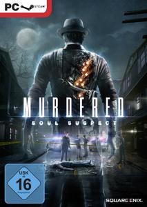 Verpackung von Murdered: Soul Suspect [PC]