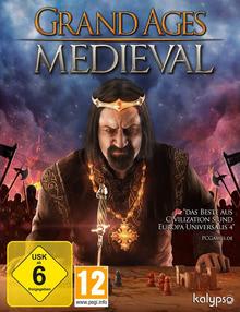 Verpackung von Grand Ages Medieval [Mac]