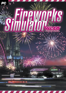 Packaging of Fireworks Simulator [PC]