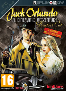 Packaging of Jack Orlando Director's Cut [PC]