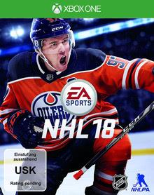 Verpackung von NHL 18 [Xbox One]