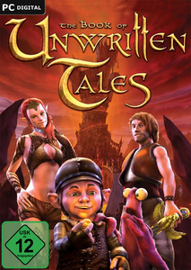 Verpackung von The Book of Unwritten Tales [PC]