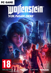Packaging of Wolfenstein: Youngblood [PC]